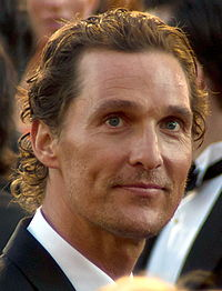 McConaughey at the 83rd Academy Awards in 2011
