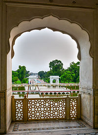 The Shalimar Gardens, Lahore are among the most famous Mughal gardens.