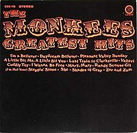 The Monkees Greatest Hits (Colgems)