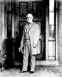 General Robert E. Lee: for many, the face of the Confederate army