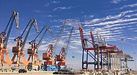 Gwadar Port is the deepest sea port of the world.
