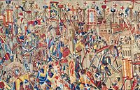 Portuguese naval and land forces in the Conquest of Asilah, 15th century