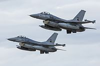Portuguese Air Force's F-16 fighters