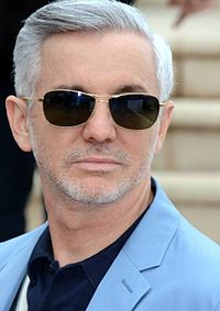 Luhrmann at the 2013 Cannes Film Festival