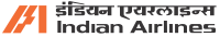 Old Deep Orange logo of Indian Airlines until the mid-2000s