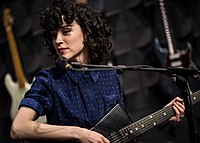 St. Vincent discography