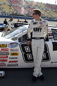 Brad Keselowski earned six victories for the team from 2007 to 2009.