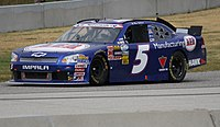 Ron Fellows at Road America in 2012.