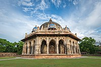 Tomb of Isa Khan