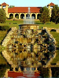 Forest Park features a variety of attractions, including the St. Louis Zoo, the St. Louis Art Museum, the Missouri History Museum, and the St. Louis Science Center.