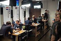 The Sinquefield Cup chess tournament is hosted annually in St. Louis
