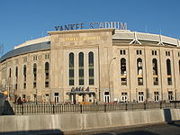New Yankee Stadium at 161st and River Avenue