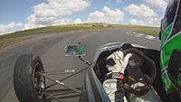 Racing Driver's View