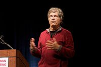 Alan Kay, M.S. 1968, Ph.D. 1969, father of Object-Oriented Programming, 2003 Turing Award and 2004 Kyoto Prize winner