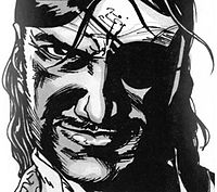 The Governor, as depicted in the comic book series