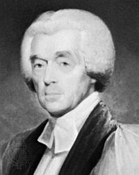 Charles Inglis. Rector of Trinity Church, New York. Loyalist clergy who preached to George Washington and defied a patriot militia company.