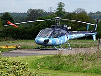 """Photo of a Eurocopter AS350 B3 """"Squirrel"""""""