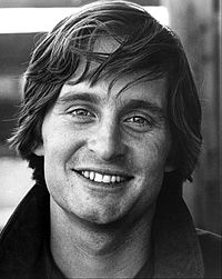 Michael Douglas on stage and screen