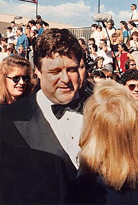 Goodman on the red carpet at the Emmys on September 11, 1994