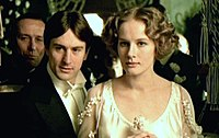 De Niro and Dominique Sanda play a married couple in the film 1900