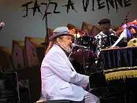 Dr. John at the 2006 Jazz à Vienne festival, in Vienne, France.