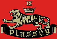 9 (Plassey) Battery Royal Artillery of the British Military.
