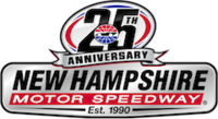 Logo used in 2015 to celebrate the track's 25th anniversary