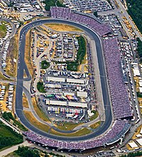 Overview of New Hampshire Motor Speedway