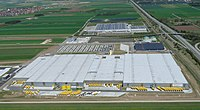 Amazon.de fulfillment center in Germany