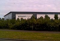Amazon.co.uk fulfillment center in Glenrothes, Scotland