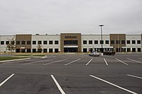 Amazon fulfillment center in Macon, Georgia, United States