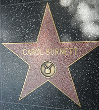 Star on the Hollywood Walk of Fame at 6439 Hollywood Blvd.