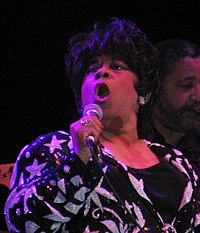 """Ruth Brown was known as the """"Queen of R&B"""""""