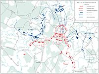 Grant's grand assault, May 12 (additional map)