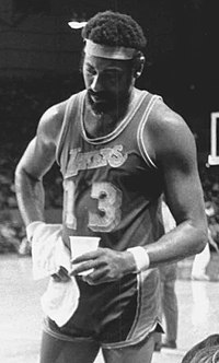 Wilt Chamberlain played for Los Angeles for five seasons during the late 1960s and early 1970s. He was an integral part of their 1971–72 team that is considered one of the best in NBA history.
