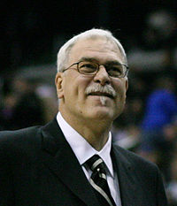 Former head coach Phil Jackson led the team to five championships.