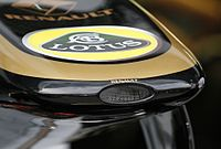 Despite 0% Renault ownership the team continued using the Renault name until the end of the season. The team also used a British licence.
