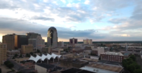 View of Downtown Shreveport