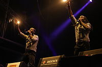 The Jamaican dancehall group T.O.K. were among several artists refused to sign the Reggae Compassionate Act.