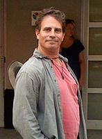 Animation director David Silverman, who helped define the look of the show