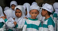 Indonesia is currently the most populous Muslim-majority country.