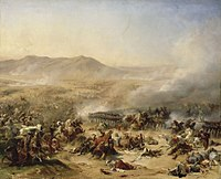 French campaign in Egypt and Syria against the Mamluks and Ottomans