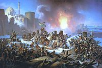 Siege of Ochakov (1788), an armed conflict between the Ottomans and the Russian Tsardom.
