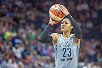 Sports Illustrated named Maya Moore of the Lynx their inaugural Performer of the Year in 2017, calling her the greatest winner in the history of women's basketball. Moore is on sabbatical in 2019.