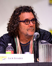 Jack Bender directed the most episodes of the series and also served as an executive producer.