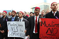Islam and domestic violence