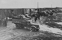 Deportation of the Chechens and Ingush