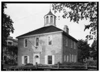 Indiana's Capitol Building in Corydon served as the state's seat of government from 1816 until 1825.