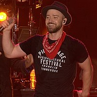 Timberlake at the 2017 Pilgrimage Music & Cultural Festival