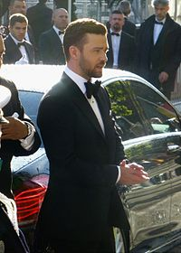 Timberlake at the 2016 Cannes Film Festival